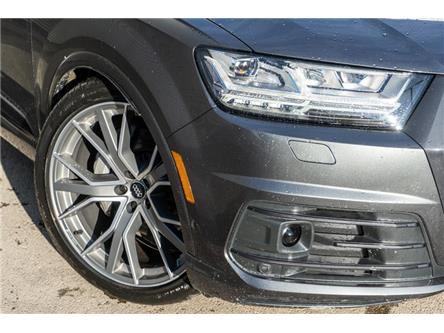 2019 Audi Q7 55 Technik (Stk: N5408) in Calgary - Image 2 of 16