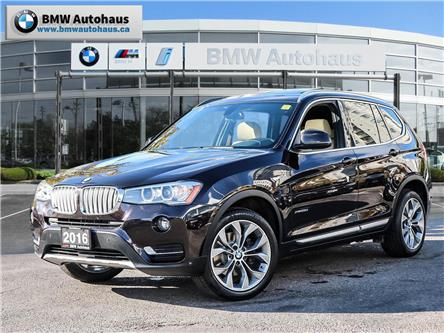 2016 BMW X3 xDrive28d (Stk: N19582A) in Thornhill - Image 1 of 58