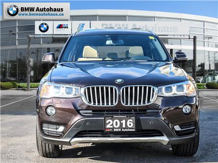 2016 BMW X3 xDrive28d (Stk: N19582A) in Thornhill - Image 2 of 58