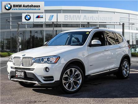 2016 BMW X3 xDrive28i (Stk: P9199) in Thornhill - Image 1 of 30