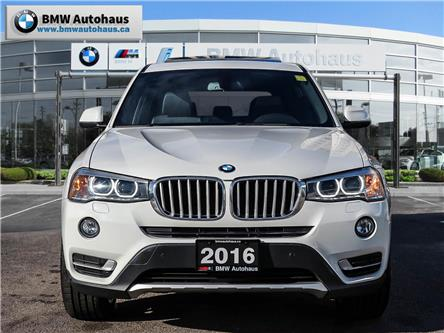 2016 BMW X3 xDrive28i (Stk: P9199) in Thornhill - Image 2 of 33