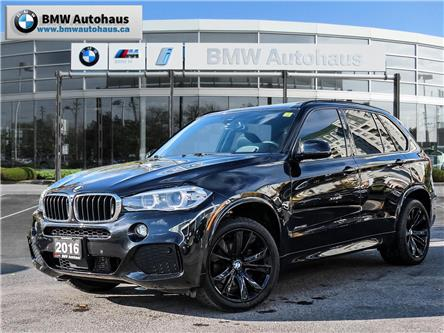 2016 BMW X5 xDrive35i (Stk: P9201) in Thornhill - Image 1 of 22