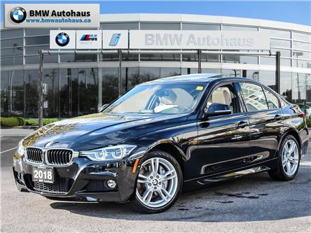 2018 BMW 330i xDrive (Stk: P9203) in Thornhill - Image 1 of 29