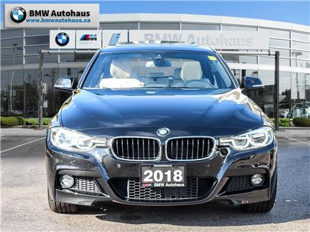 2018 BMW 330i xDrive (Stk: P9203) in Thornhill - Image 2 of 29