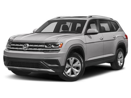 2019 Volkswagen Atlas 3.6 FSI Execline (Stk: 97400) in Toronto - Image 1 of 9
