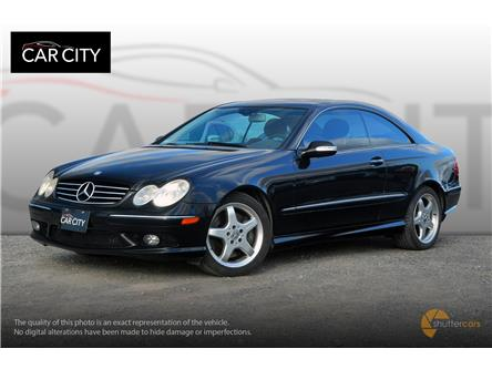 2004 Mercedes-Benz CLK-Class Base (Stk: 3123) in Ottawa - Image 2 of 20