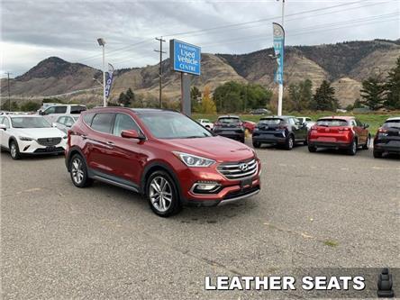 2017 Hyundai Santa Fe Sport 2.0T Limited (Stk: YK133A) in Kamloops - Image 2 of 37