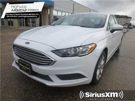 2017 Ford Fusion SE (Stk: A0268) in Steinbach - Image 1 of 25