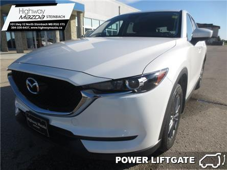 2017 Mazda CX-5 GS (Stk: M19052A) in Steinbach - Image 1 of 30