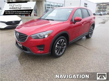 2016 Mazda CX-5 GT AWD (Stk: A0271) in Steinbach - Image 1 of 36