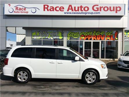 2018 Dodge Grand Caravan Crew (Stk: 17067) in Dartmouth - Image 1 of 17