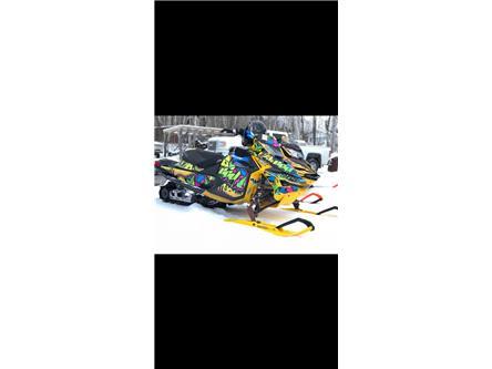 2013 Ski-Doo XRS  (Stk: ) in Garson - Image 2 of 3