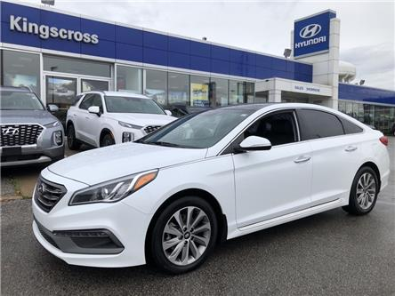 2015 Hyundai Sonata Sport (Stk: 28615A) in Scarborough - Image 1 of 17