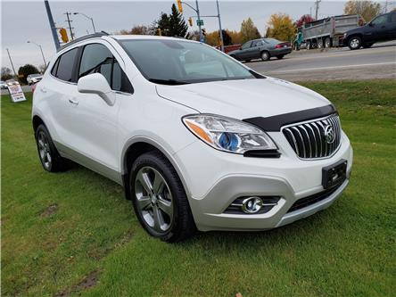 2013 Buick Encore Leather (Stk: ) in Kemptville - Image 1 of 19