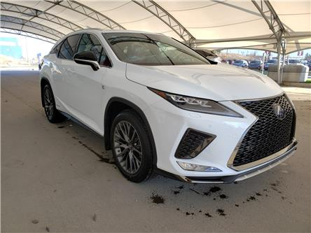 2020 Lexus RX 450h Base (Stk: L20089) in Calgary - Image 1 of 6
