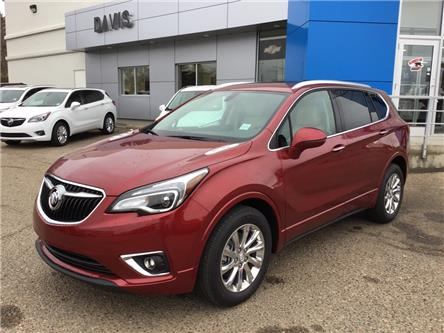 2020 Buick Envision Essence (Stk: 210425) in Brooks - Image 1 of 22