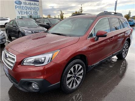 2017 Subaru Outback 3.6R Limited (Stk: 20SB042A) in Innisfil - Image 1 of 11
