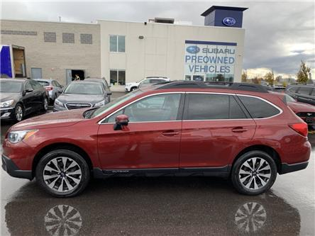 2017 Subaru Outback 3.6R Limited (Stk: 20SB042A) in Innisfil - Image 2 of 11