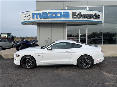 2018 Ford Mustang GT Premium (Stk: 21689) in Pembroke - Image 1 of 10