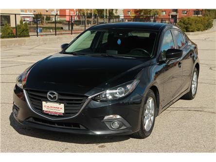 2014 Mazda Mazda3 GS-SKY (Stk: ) in Waterloo - Image 1 of 28