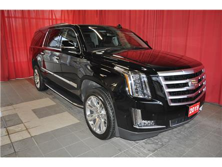 2019 Cadillac Escalade ESV Luxury (Stk: BB0372) in Listowel - Image 1 of 21