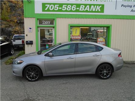 2015 Dodge Dart SXT (Stk: ) in Sudbury - Image 1 of 6