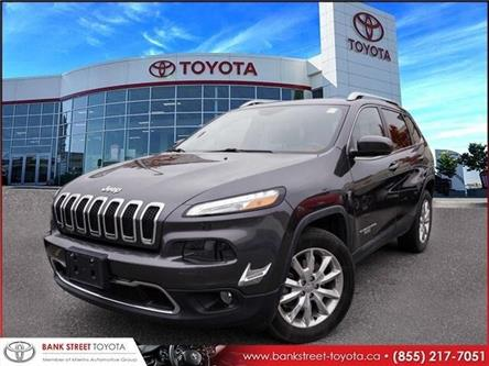 2015 Jeep Cherokee Limited (Stk: 27782A) in Ottawa - Image 1 of 26