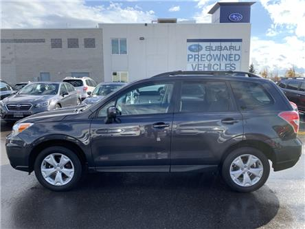 2016 Subaru Forester 2.5i Convenience Package (Stk: 19SB825A) in Innisfil - Image 2 of 11