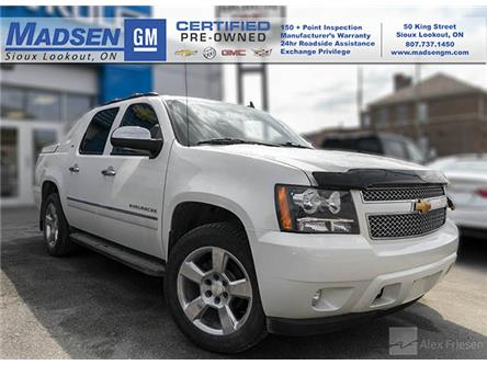 2012 Chevrolet Avalanche 1500 LTZ (Stk: A19128) in Sioux Lookout - Image 1 of 11