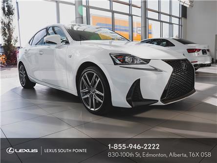 2018 Lexus IS 300 Base (Stk: L9D0702A) in Edmonton - Image 1 of 28