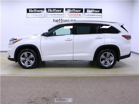 2014 Toyota Highlander Limited (Stk: 195698) in Kitchener - Image 2 of 36