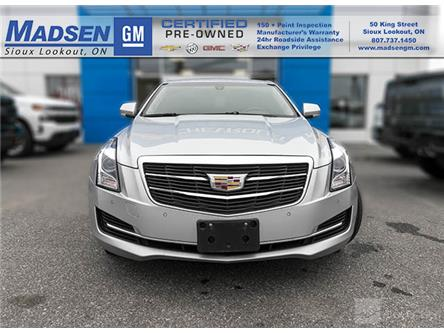 2015 Cadillac ATS 2.0L Turbo Luxury (Stk: A19159) in Sioux Lookout - Image 2 of 9