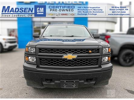 2015 Chevrolet Silverado 1500 WT (Stk: A19256) in Sioux Lookout - Image 2 of 10