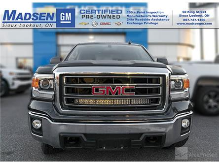 2015 GMC Sierra 1500 SLE (Stk: A19176) in Sioux Lookout - Image 2 of 10