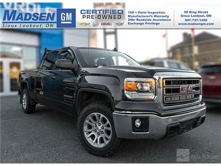 2015 GMC Sierra 1500 SLE (Stk: A19176) in Sioux Lookout - Image 1 of 10