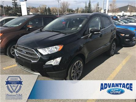 2019 Ford EcoSport Titanium (Stk: K-1561) in Calgary - Image 1 of 5