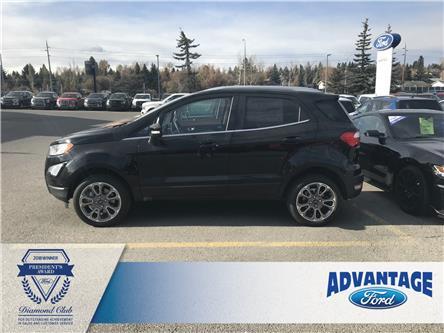 2019 Ford EcoSport Titanium (Stk: K-1561) in Calgary - Image 2 of 5