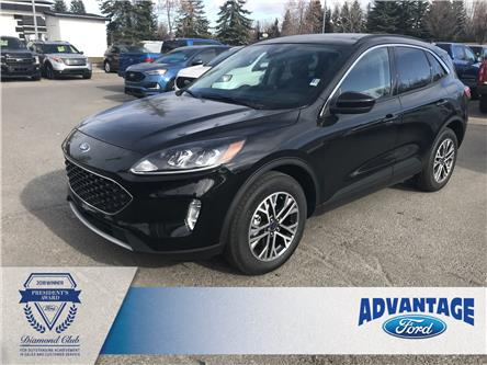 2020 Ford Escape SEL (Stk: L-026) in Calgary - Image 1 of 6