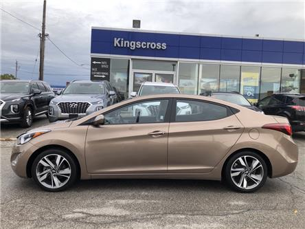 2015 Hyundai Elantra GLS (Stk: 11598P) in Scarborough - Image 2 of 18