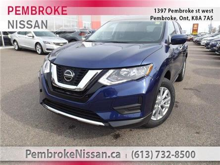 2020 Nissan Rogue S (Stk: 20017) in Pembroke - Image 1 of 27