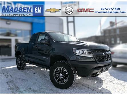 2019 Chevrolet Colorado ZR2 (Stk: 19164) in Sioux Lookout - Image 1 of 4