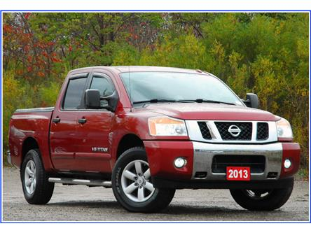 2013 Nissan Titan SV (Stk: 9F6760AX) in Kitchener - Image 1 of 18