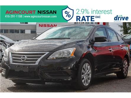 2015 Nissan Sentra 1.8 S (Stk: KY412903A) in Scarborough - Image 1 of 16