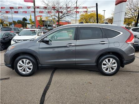 2013 Honda CR-V Touring (Stk: 326780A) in Mississauga - Image 2 of 23