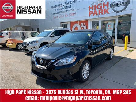 2018 Nissan Sentra 1.8 SV (Stk: U1675) in Toronto - Image 1 of 23