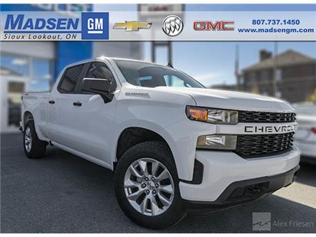 2019 Chevrolet Silverado 1500 Silverado Custom (Stk: 19244) in Sioux Lookout - Image 1 of 4