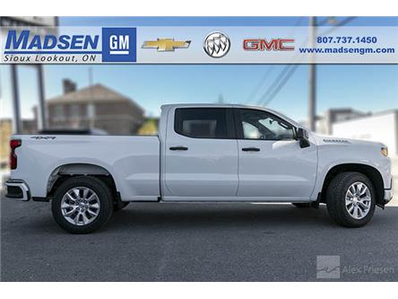2019 Chevrolet Silverado 1500 Silverado Custom (Stk: 19244) in Sioux Lookout - Image 2 of 4