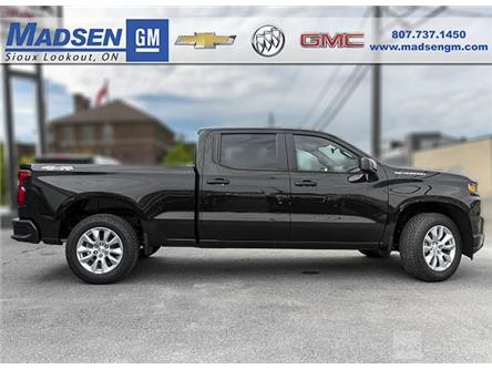 2019 Chevrolet Silverado 1500 Silverado Custom (Stk: 19249) in Sioux Lookout - Image 2 of 4