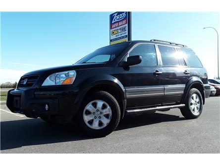 2004 Honda Pilot Granite (Stk: P589) in Brandon - Image 1 of 20