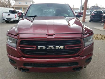 2020 RAM 1500 Big Horn (Stk: 16066) in Fort Macleod - Image 2 of 21